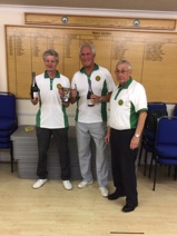 Winners.. John Hall & David Adams